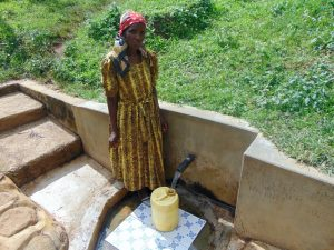 The Water Project:  Josephine Ambani Fetches Water