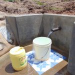 The Water Project: Shihungu Community, Shihungu Spring -  Clean Water From Shihungu Spring