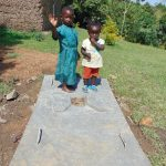 The Water Project: Buyangu Community, Osundwa Spring -  Sanitation And Hygiene For All Ages