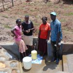 The Water Project: Shihungu Community, Shihungu Spring -  Community Members