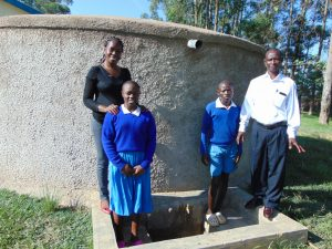 The Water Project:  Field Oficer Christine Masinde Joins The Photo