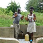 The Water Project: Shibuli Community, Khamala Spring -  Victor And Yvonne