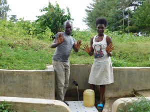 The Water Project:  Victor And Yvonne