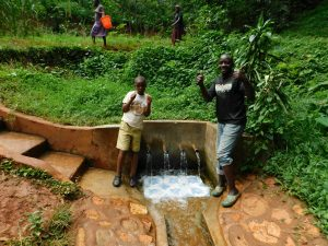 The Water Project:  John Lihavo And Titus Isaac