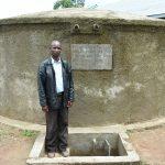 The Water Project: Ikoli Primary School -  Head Teacher Mr Chitechi