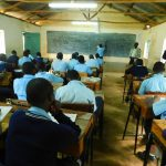 The Water Project: Kerongo Secondary School -  Students In Class