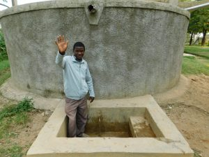 The Water Project:  Senior Teacher Evans Chisikwa