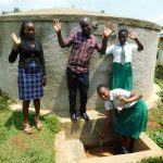 The Water Project: ACK Milimani Girls' Secondary School -  Michelle Victor Lutta And Immaculate