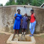 The Water Project: Shihimba Primary School -  Mrs Ihaji Purity And Jemmimah