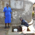 The Water Project: Shivanga Primary School -  Madam Miriam Memeti With Ian