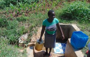 The Water Project:  Ready To Go Home With Water