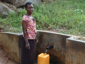 The Water Project:  Mary Manase