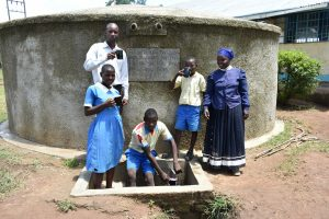 The Water Project:  With Love From Ikoli Primary