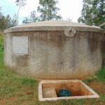 The Water Project: Lwanda Secondary School -  Lwanda Secondary School Rain Tank