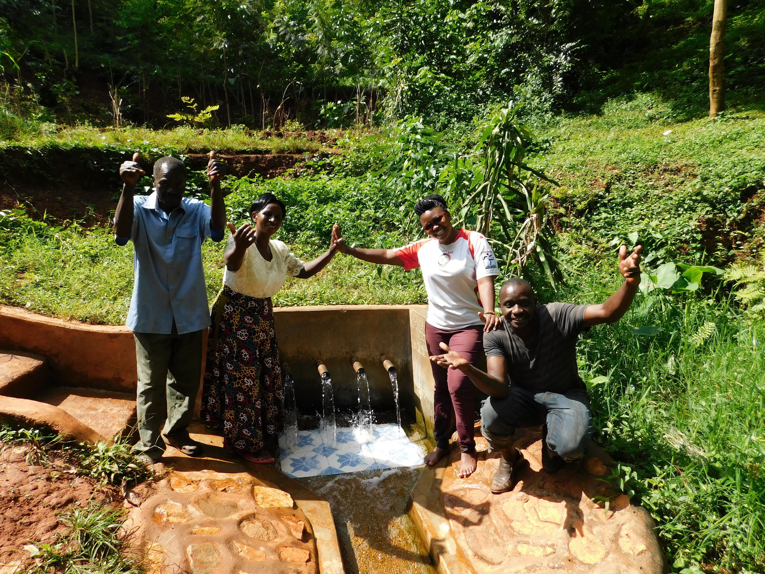 The Water Project : 9-kenya18128-celebrating-water