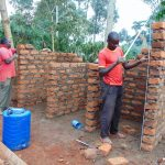 The Water Project: Magaka Primary School -  Latrine Construction