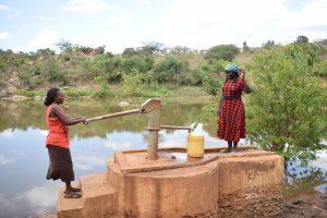 Giving Update: Kithuluni Community Hand-Dug Well
