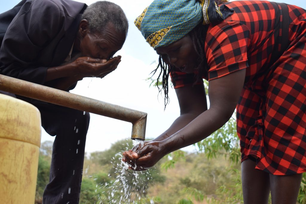 The Water Project : kenya18186-water