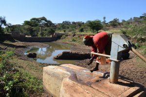 Giving Update: Kala Community Sand Dam