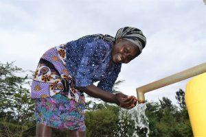 Giving Update: Uthunga Community hand-dug well