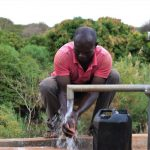 See the Impact of Clean Water - Ngitini Community hand-dug well