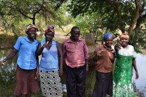 Giving Update: Kithumba Community Hand-Dug Well