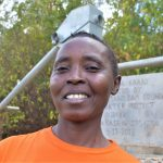 The Water Project: Masola Community A -  Miriam Kailo