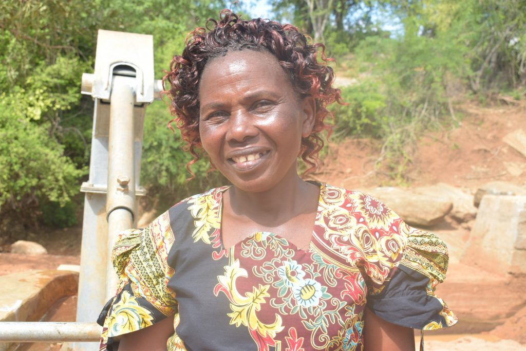 The Water Project : kenya18278-rose-muimi