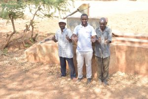 Giving Update: Katuluni Community Sand Dam