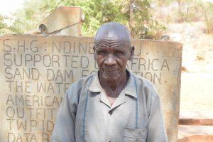 The Water Project:  Mutemi David