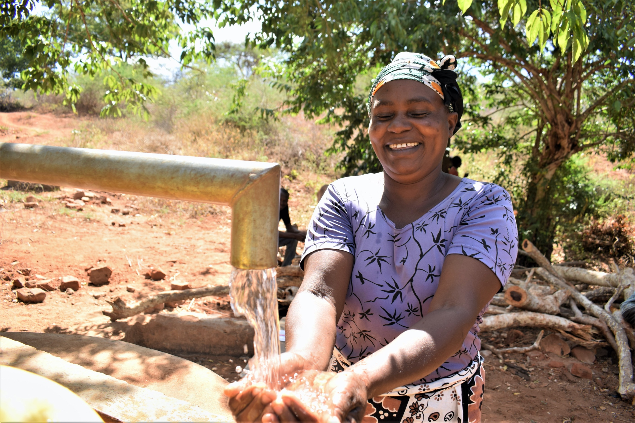 The Water Project : kenya18284-water-2