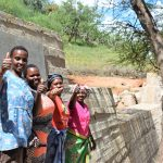 The Water Project: Maluvyu Community F -  Thumbs Up
