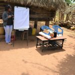 The Water Project: Maluvyu Community F -  Training