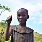 The Water Project: Masaani Community -  Mwendi Mutua