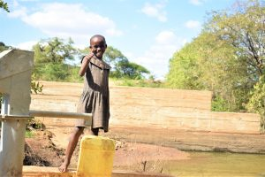 The Water Project:  Thumbs Up For Easy Access To Water