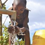 The Water Project: Masaani Community -  Water At The Well A Year Later