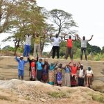 The Water Project: Kaukuswi Community -  Celebrating The Sand Dam