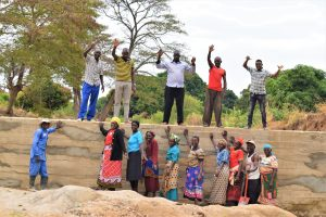The Water Project:  Celebrating The Sand Dam