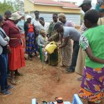 The Water Project: Kaukuswi Community -  Handwashing Demonstration