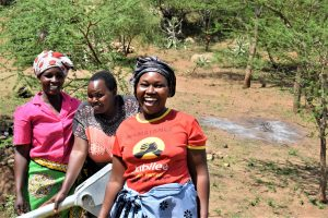 The Water Project:  All Smiles At The Well