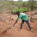 The Water Project: Maluvyu Community G -  Digging