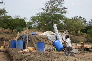 The Water Project:  Building Materials