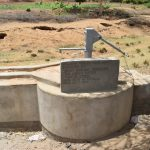 The Water Project: Kaukuswi Community A -  Complete Well