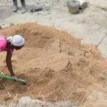The Water Project: Kaukuswi Community A -  Digging