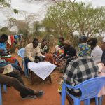 The Water Project: Kaukuswi Community A -  Training