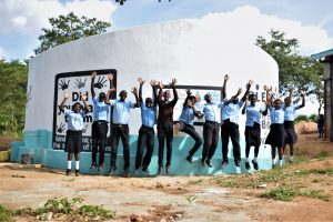 The Water Project:  Jumping For Water
