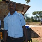 The Water Project: Kyamatula Secondary School -  Stallon School Vice President