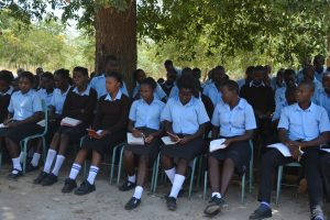 The Water Project:  Students At The Training