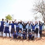 The Water Project: Kamulalani Primary School -  Celebrating The Tank