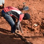 The Water Project: Kamulalani Primary School -  Digging